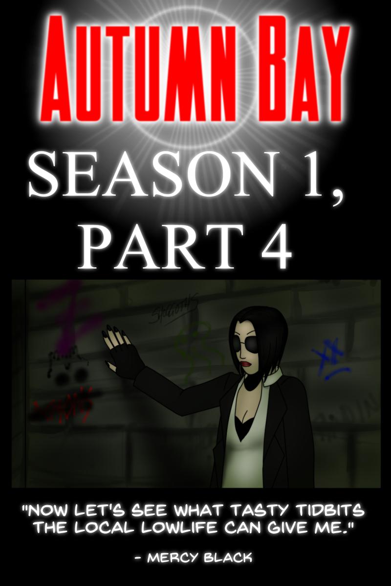 Season One, Part Four Cover