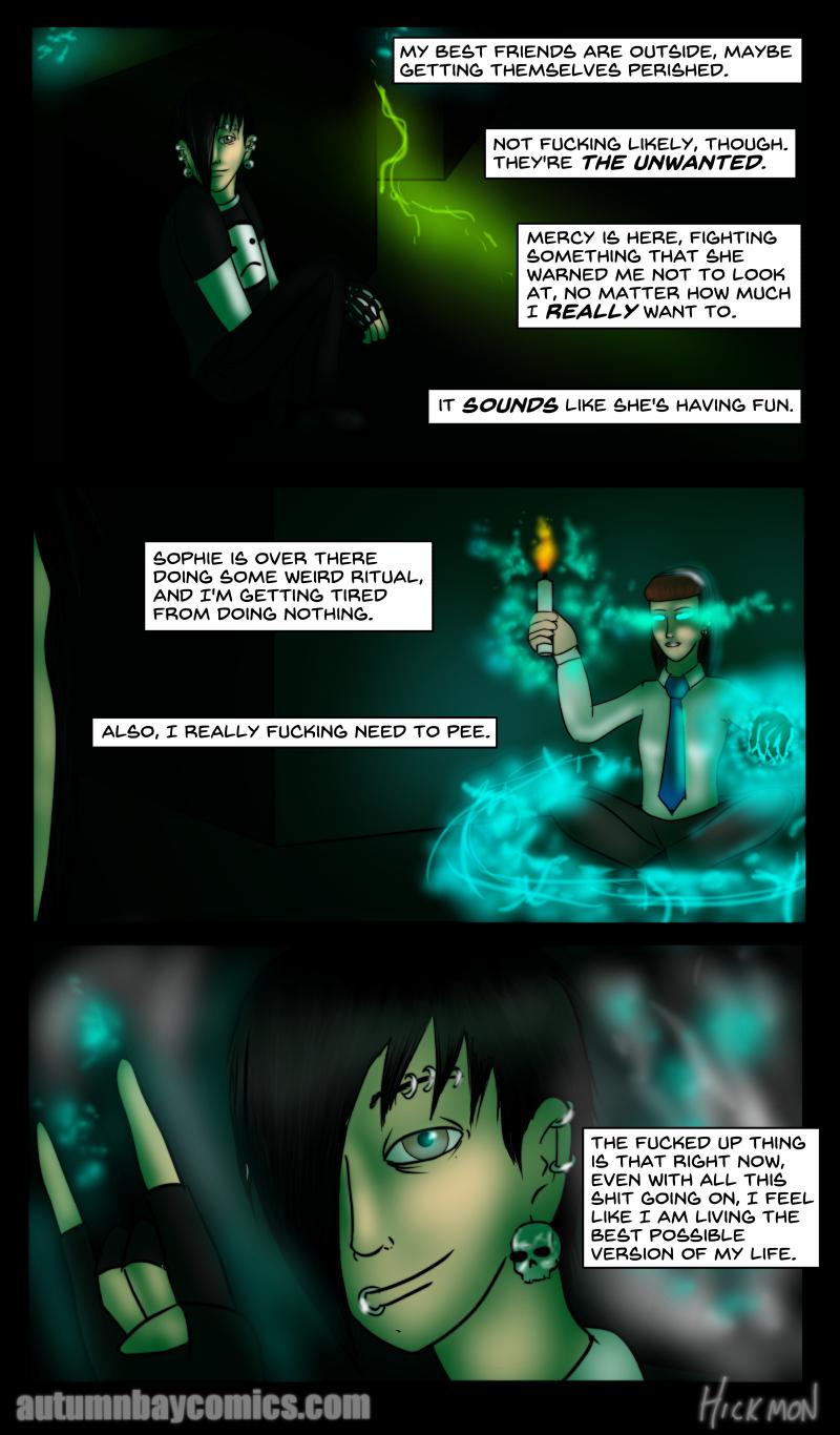 Ghoul's Take