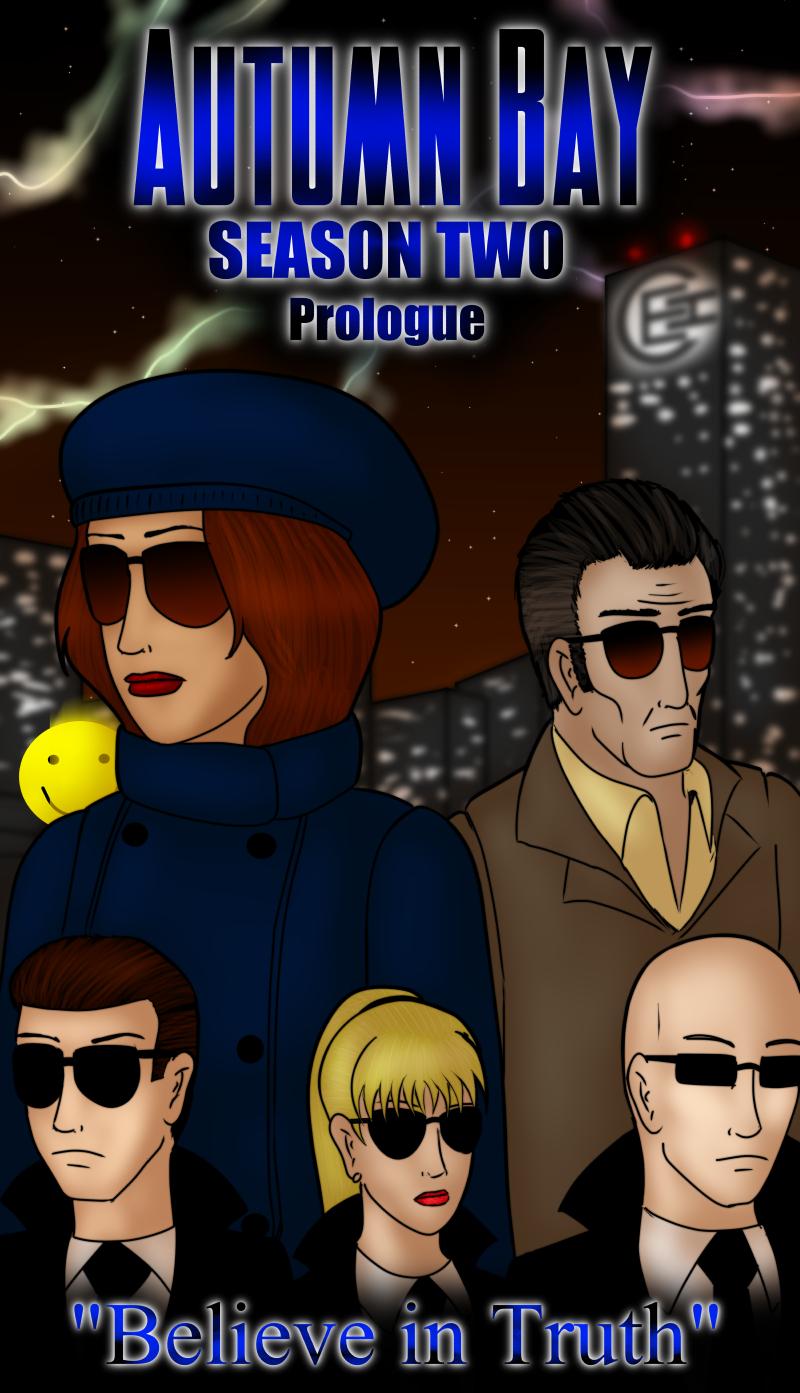 Season Two Prologue Cover