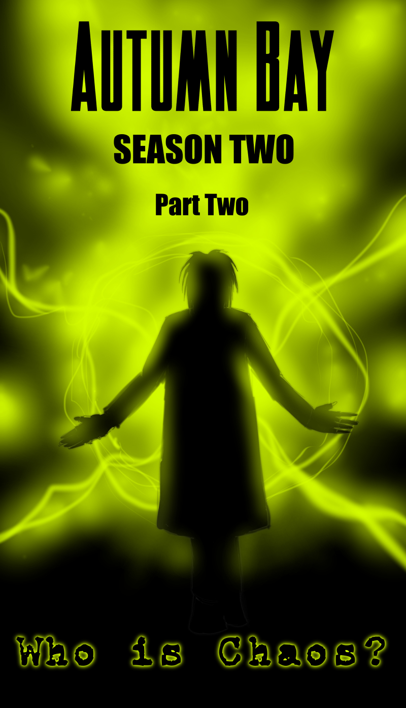 Season Two, Part Two Cover