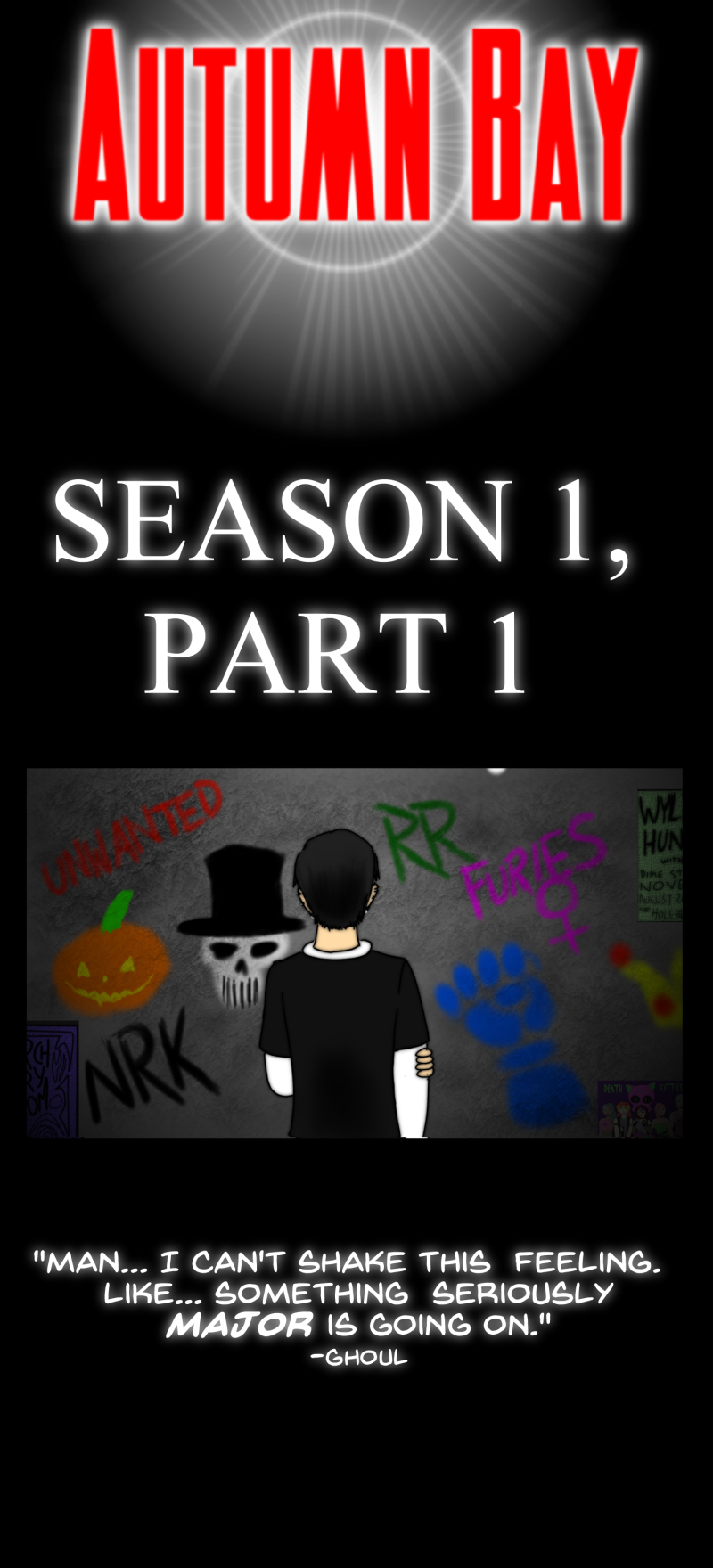 Season One, Part One Cover